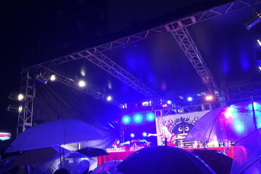 第1回Tonya Expo~世界の陣~メインステージ&サブステージ