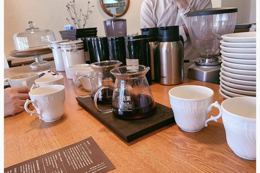 【ベリカフェ】こだわりのコーヒーに!