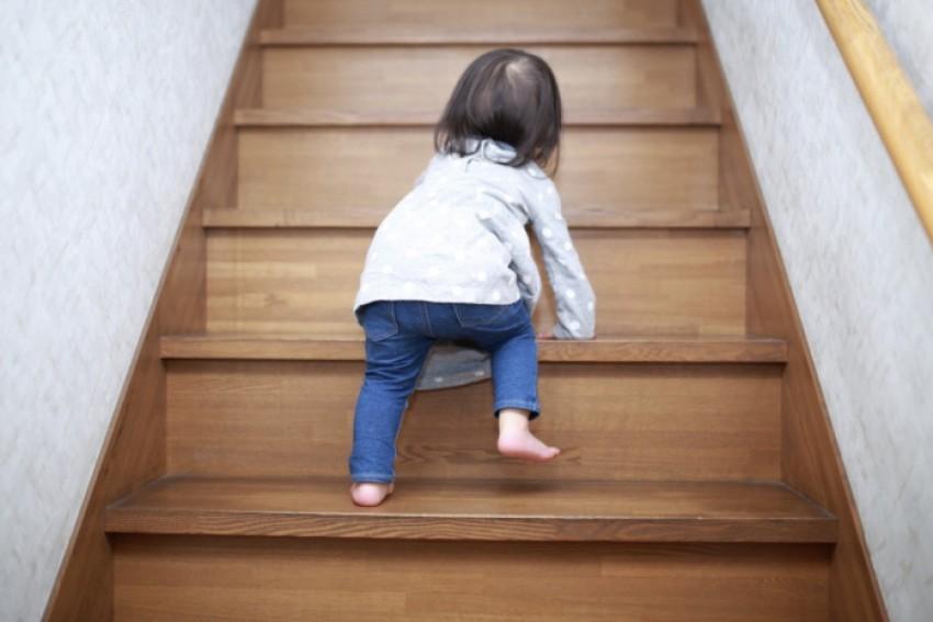 【stay home】 自宅で起こりやすい子どもの事故