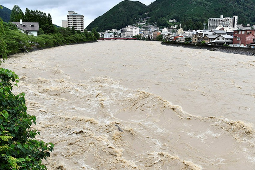 岐阜県 豪雨により大きな被害 被害状況詳細(7月9日)
