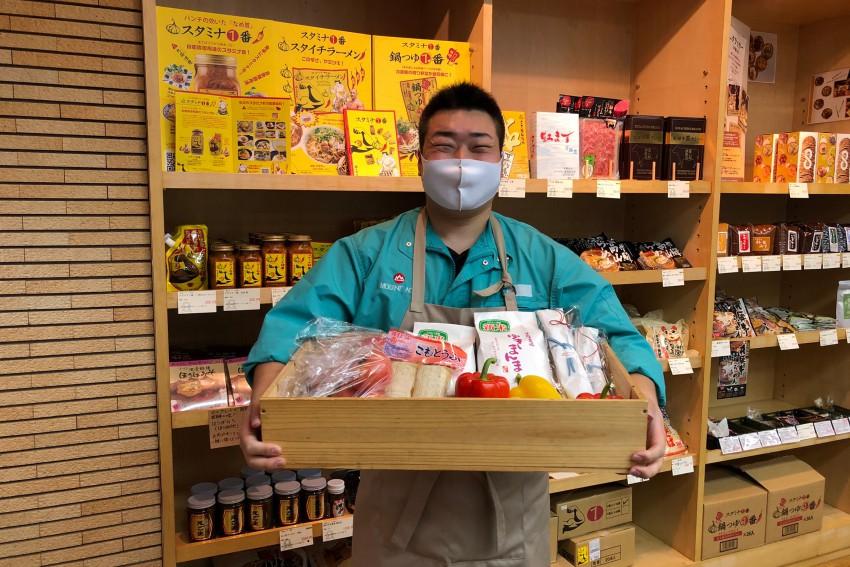 飛騨高山の魅力を岐阜市内で堪能!! 〜飛騨食材の店ヤマイチ〜