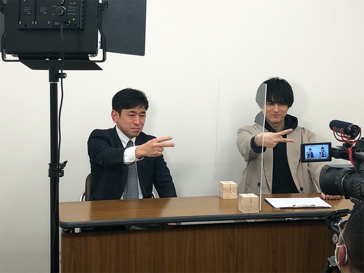 MAG!C☆PRINCEの永田薫さん「一般社団法人 岐阜ファッション産業連合会」で副理事長と