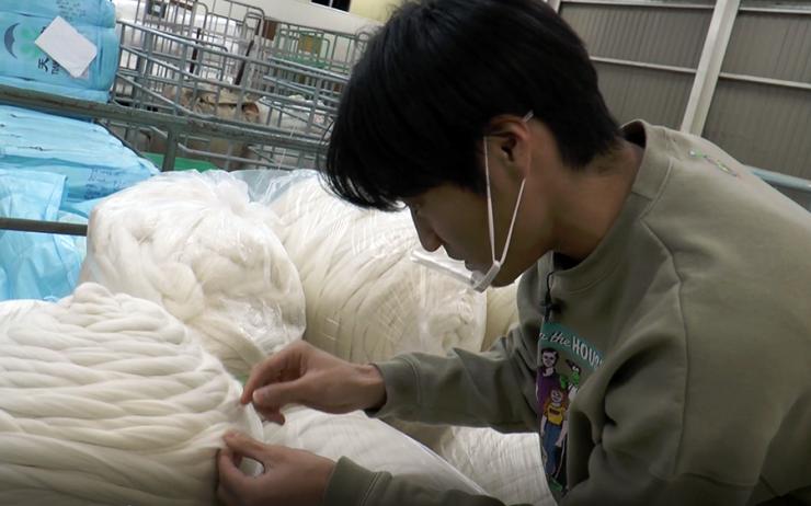 MAG!C☆PRINCEの平野泰新さんが「カワボウ繊維株式会社」を訪問!