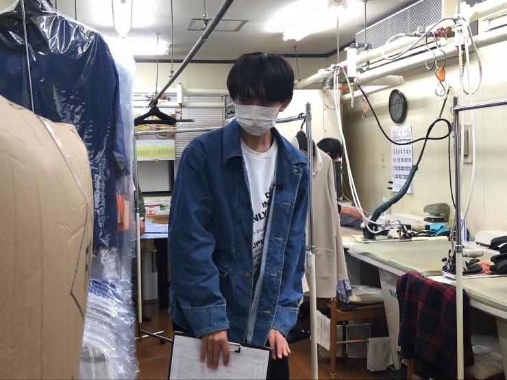 Hi☆Fiveの野口友輔さんが「田下プレス」を訪問!