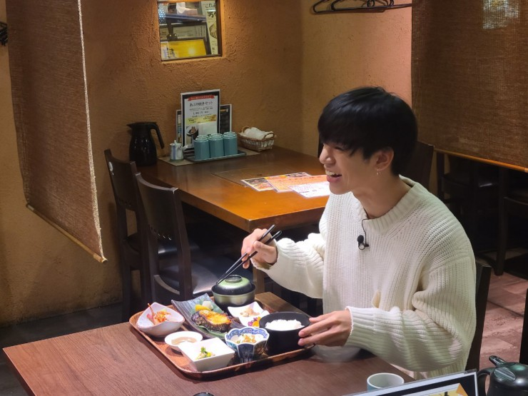 MAG!C☆PRINCE大城さんが「銀鱈の西京焼き」を食レポ!
