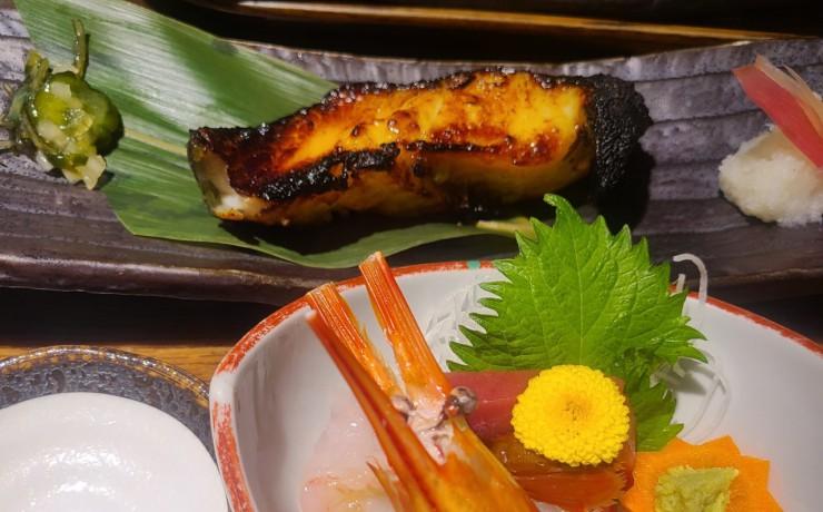 あぶり焼き 魚喜水産「銀鱈の西京焼き」