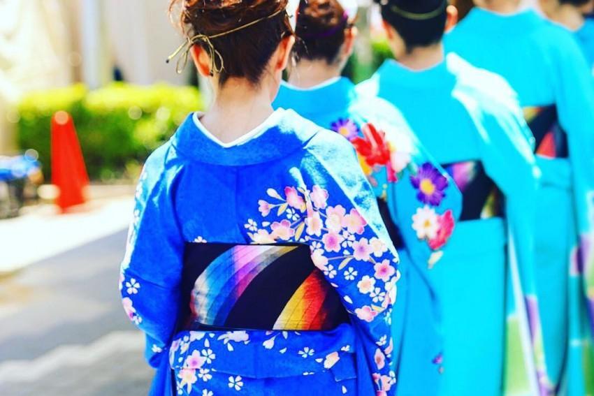 第2回 Tonya Expo~日本の陣~狐の嫁入りショー