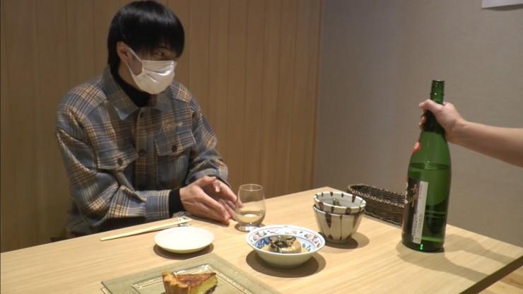 Hi☆Fiveの加藤大悟さんが「-肴- 晴 HARU」で食レポ
