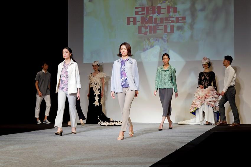 ファッションイベント「ア・ミューズ岐阜」がオンライン開催されます!