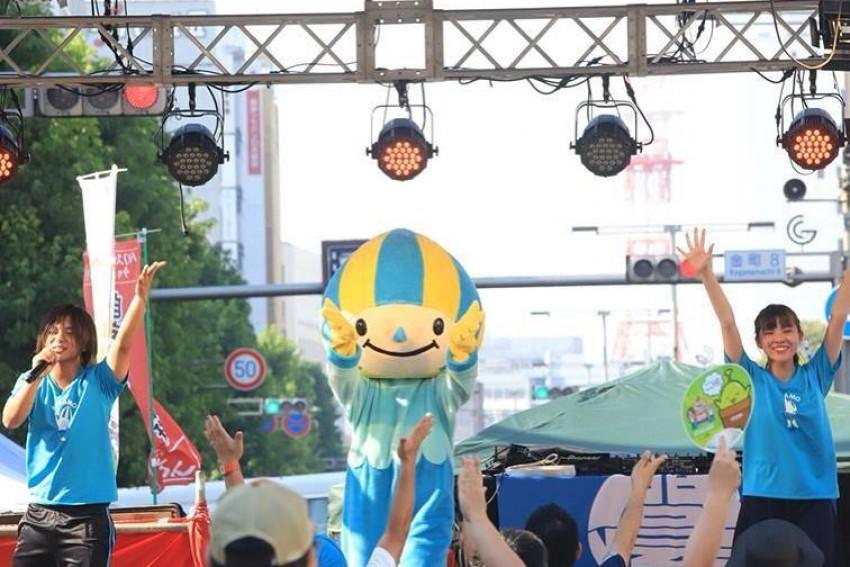 第2回Tonya Expo~日本の陣~ミナモダンス