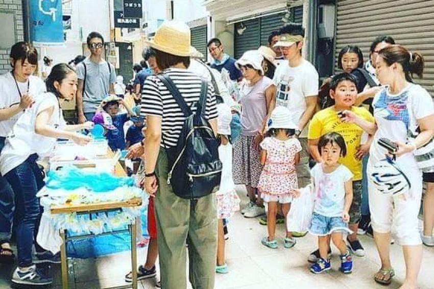 第2回 Tonya Expo~日本の陣~食育セミナー&ecoママ★バザール&子ども屋台