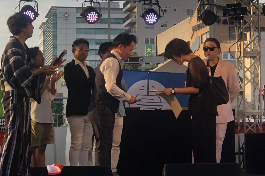 第2回Tonya Expo~日本の陣~全日本学生ファッションデザインコンテスト