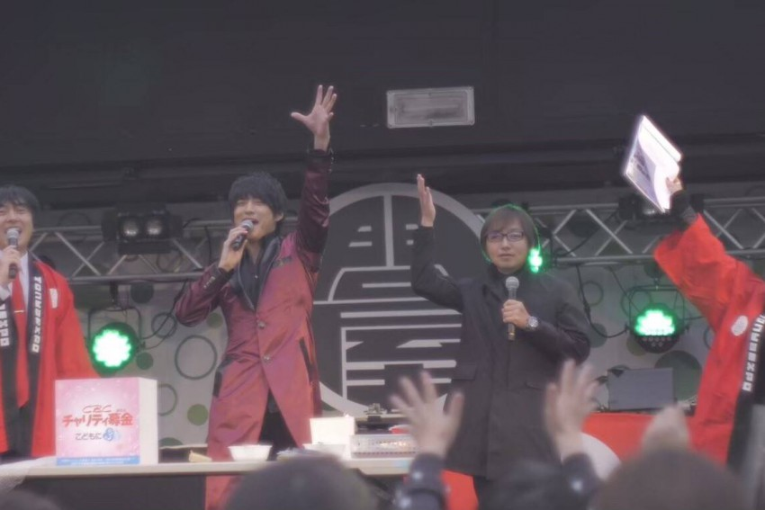 第3回Tonya Expo~岐阜の陣~開会式&HIPHOP・DANCEステージ