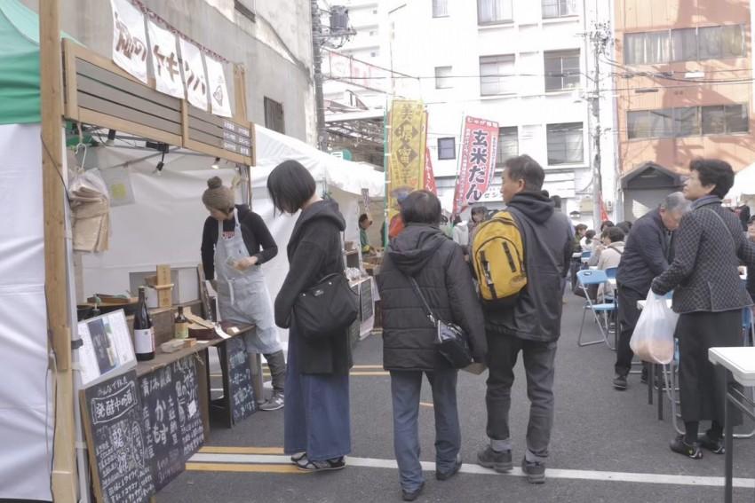第3回Tonya Expo~岐阜の陣~フードマルシェ&美濃和紙あかりアート&チャレンジショップ